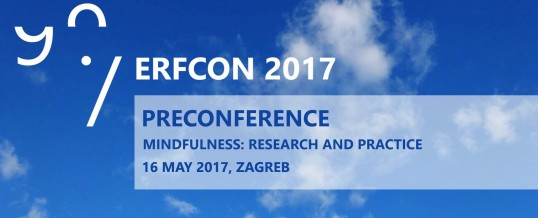 "Predkonferencija ""Mindfulness: Research and Practice"""