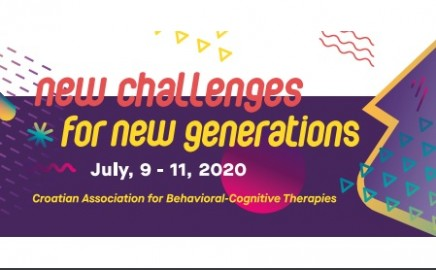 International Conference on CBT for children and adolescents – OTKAZANO